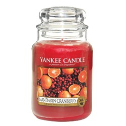 Mandarinky s brusinkami Yankee Candle MANDARIN CRANBERRY