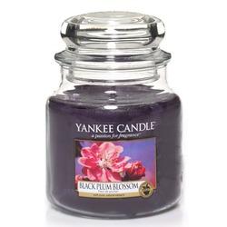 Vůně švestky Yankee Candle BLACK PLUM BLOSSOM
