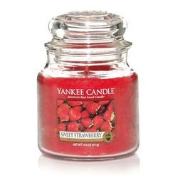 Sladké jahody Yankee Candle SWEET STRAWBERRY