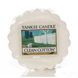 Čistá bavlna Yankee Candle CLEAN COTTON