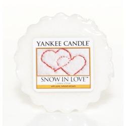 Zamilovaný sníh Yankee Candle SNOW IN LOVE