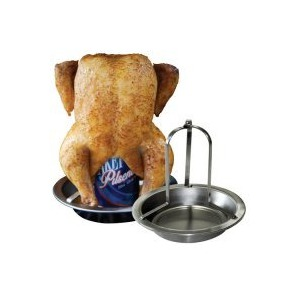 Stojan na kuře NAPOLEON s miskou