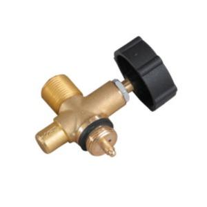 Odtlačný plynový ventil pro 2 kg láhev