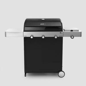 Plynový gril GRANDHALL IT-GRILL s postranním hořákem