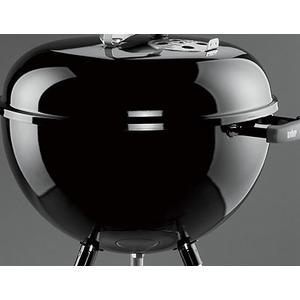 Gril na dřevěné uhlí Weber BAR-B-KETTLE 47 cm černý