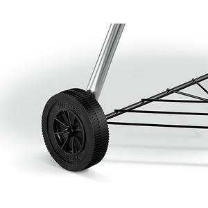 Gril na dřevěné uhlí Weber COMPACT KETTLE 57 cm černý