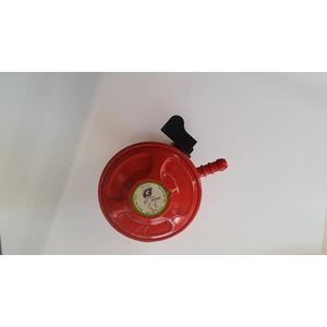 Nízkotlaký nacvakávací regulátor IGT CE-0845 type A127 na láhve 37 mm