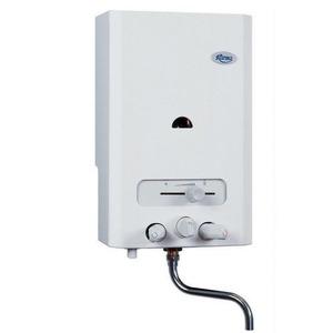 Plynový průtokový ohřívač vody karma