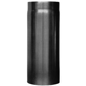 Roura kouřovodu Muldenthaler 125/500 mm černá
