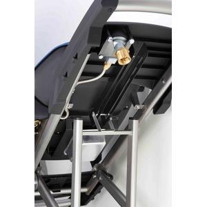 Cestovní plynový gril Napoleon TRAVEL TQ285X se skládacím vozíkem