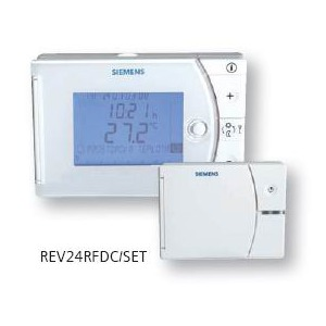Bezdrátový termostat siemens