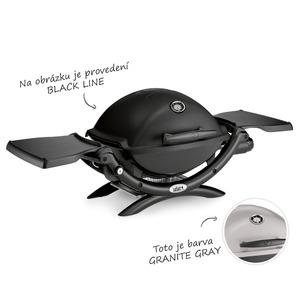 Plynový gril WEBER Q 1200 - přenosný plynový gril