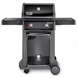 Plynový gril Weber SPIRIT E-210 CLASSIC černý - ideální gril pro rodinné grilování