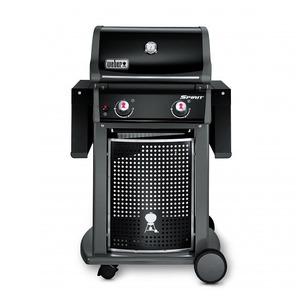 Plynový gril Weber SPIRIT E-210 CLASSIC černý - jednoduchý gril pro rodinné grilování