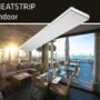 Infračervené zářiče HEATSTRIP - designově dokonalá špičková australská topidla pro náročnou klientelu