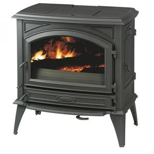Litinová krbová kamna Dovre 760GM - kvalitní kamna na dřevo a uhlí