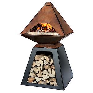 Venkovní ohniště, krb a pizza pec Aduro PRISMA