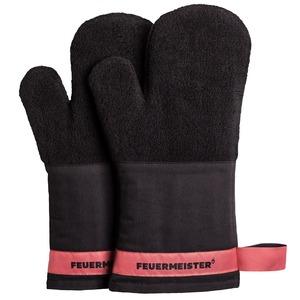 Kuchyňské rukavice BBQ Premium (pár) - chňapky v exkluzivním designu