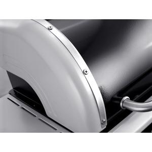 Plynový gril GrandHall BEL AIR s bočním hořákem + obal ZDARMA - retro design s nádechem starých časů