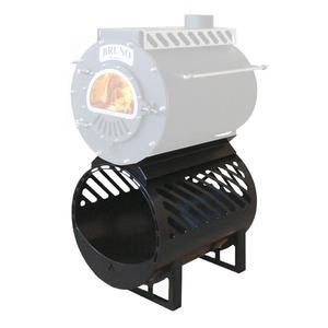 SATTAN I TECHNO - Akumulační teplovzdušná kamna