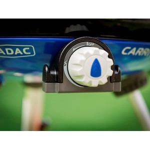 Přenosný plynový gril Cadac CARRI CHEF 2 BBQ - detail ovládání