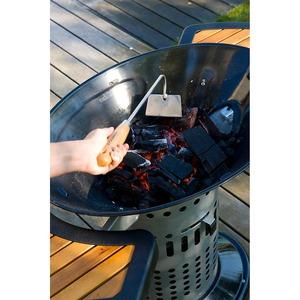 Gril na dřevěné uhlí Campingaz Bonesco QST L - pohrabáč na dřevěné uhlí
