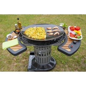 Bonesco Modular Barbecue Cooking Plate (grilovací deska) - příplatková výbava