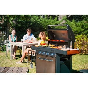 Plynový gril Campingaz Master 4 Series Woody