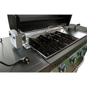 Set na rožnění Campingaz Culinary Modular - otočná sada s motorem na 230V (2000036962)