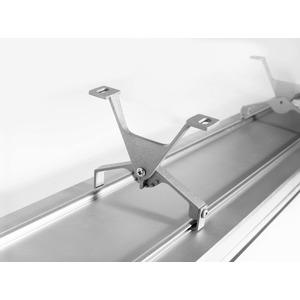 Elektrický tepelný zářič HEATSTRIP Design Radiant Heater 2400 W  - detail konzolí