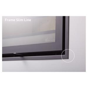 Krbová vložka Dik Geurts Instyle 1000 EA - rámeček SLIMM 2 cm