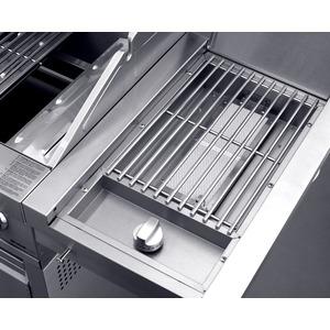 Plynový gril GrandHall ELITE G4 se dřezovou skříňkou - vlajková loď australského výrobce grilů s kuchyňským modulem