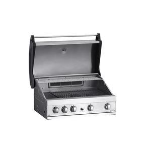 Venkovní grilovací kuchyně GrandHall STONE ISLAND OUTDOOR KITCHEN - luxusní grilovací centrum je vybaveno plynovým grilem ELITE G4