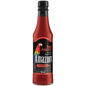 Amazon Red Pepper Sauce - omáčka z červených amazonských papriček (pálivá) 90ml