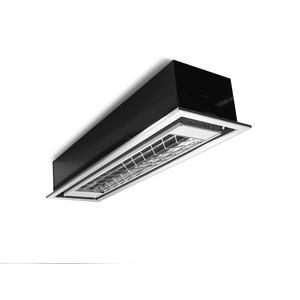 Elektrický tepelný zářič HEATSTRIP Max Radiant Heater 2400 W - odolné a výkonné topidlo pro komerční použití