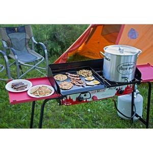 Hliníkový hrnec Camp Chef s poklicí - 19 litrů pro váš oblíbený nápoj nebo vodu na mytí