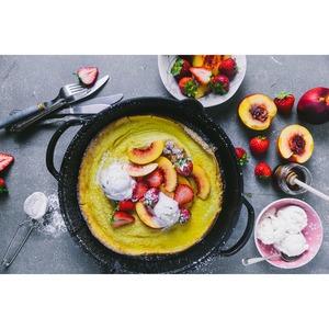 Litinový hrnec Campingaz Culinary Modular - vysoký hrnec pro širokou škálu pokrmů