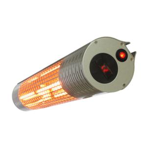 Elektrický karbonový zářič IQ-STAR M 2500 W - stříbrné provedení