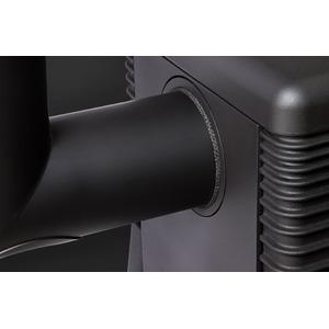 Teplovzdušná krbová kamna Iron Dog 02 - robustní kamna s jedinečným vzhledem