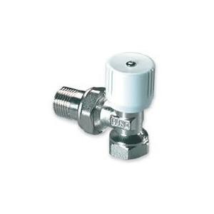 Ruční radiátorový ventil IVAR VS 202 DN 15 1/2