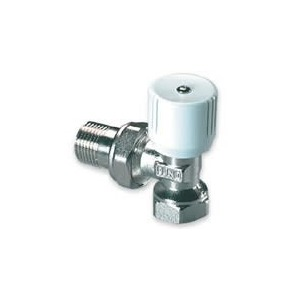 Ruční radiátorový ventil IVAR VS 202 DN 10 3/8