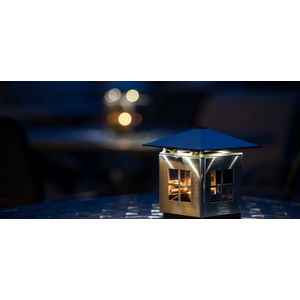 JOI - Venkovní LED lampa na čajovou svíčku