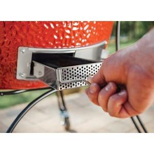 Keramický gril Kamado Joe CLASSIC JOE II  - optimální velikost pro rodinné grilování