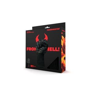 Kevlarové grilovací rukavice BBQ Premium (pár) - baleno v atraktivním dárkovém obalu