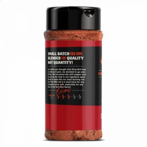 Barbeque koření Kosmo´s Q Dirty Bird HOT Rub (311g)