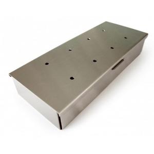 Udící box GrandHall - nádoba pro vkládání dřevěných udících lupínků pro plynový gril