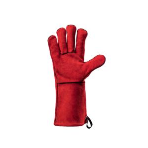Kožené grilovací rukavice BBQ Premium (pár)