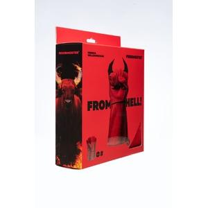 Kožené grilovací rukavice BBQ Premium (pár) - baleno v atraktivním dárkovém balení