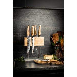 Doplněk pro řeznický nůž Forged Olive 25,5 cm - magnetický stojánek.