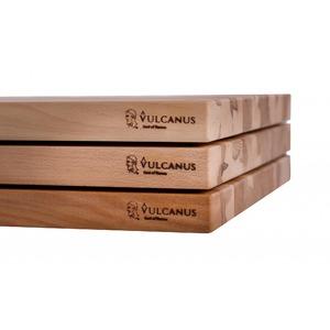 Buková řeznická deska Vulcanus MASODESKA - kvalitní krájecí prkno